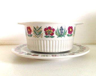 Villeroy & Boch Bowl and Plate