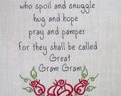 Great Gram Gram