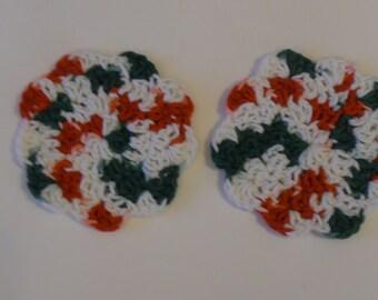 crochet baby wash cloth, newborn, bath and beauty, baby shower gift, christmas, stocking stuffer