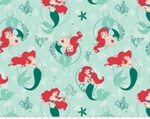 Little mermaid bingo bag