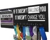 RUNNING medal rack, Running, Race bib holder - Race Medal Holder - Gifts for runners - running medal holder - Half Marathon gift