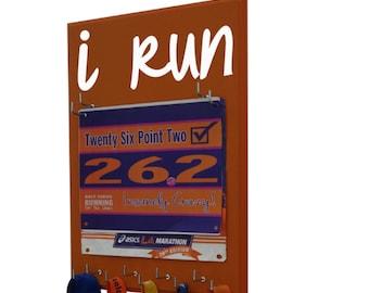 Race Bibs Racks: choose a unique way to display your Bibs - I run graphic