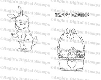 Easter Digital Stamp Set