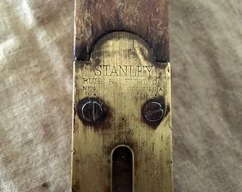 Antique Stanley Carpenter's Spirit Level . My VINTAGE home.