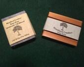 Lilies and Lilacs Soap Bar Plus Cedar Soap Saver Free Gift Bag