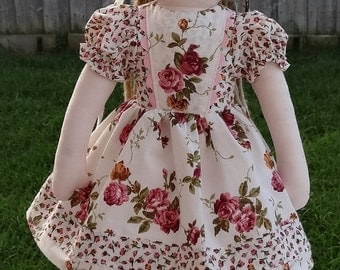 "Miss Rosa 16"" Rag Doll"