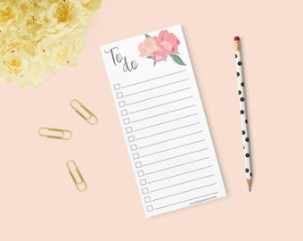 Heirloom Floral To Do List
