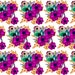 Floral Crib Sheet.Girl Crib Sheets. Purple Fitted Sheet. Organic Cotton Crib Sheet. Custom Crib Sheet. Crib Bedding. Girl Fitted Crib Sheet.