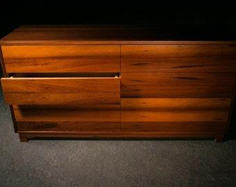 """Modern Dresser, Reclaimed Redwood and Douglas Fir, """"Lexington"""" Project, Custom"""