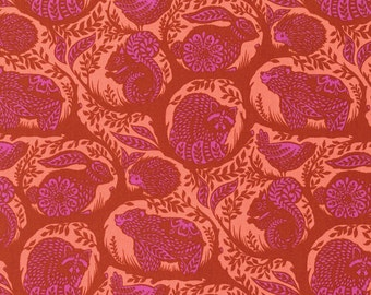 Free Spirit, Slow and Steady Collection,  Tula Pink, Grandstand