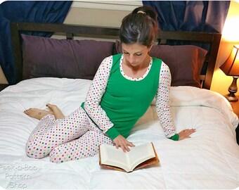 Beauty Sleep Pajamas: Women's Pajamas Sewing Pattern