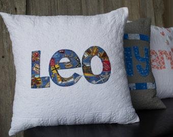 Custom Throw Pillow Covers