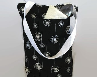 Lunch tote/Lunch bag/Insulated/wet bag