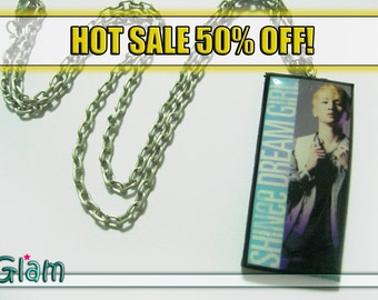 HOT SALE SHINee Key Dream Girl Handmade Necklace