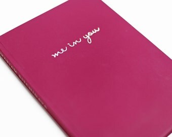 Me in You LIMITED EDITION HARDCOVER With original print