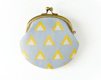 Triangle Ruler Coin Purse