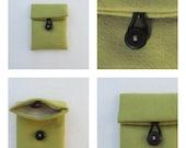 Little Envelope Organizer /Little Pouch/ Wool storage bag