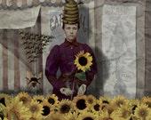 Bee Calm'.....Fine Art Print