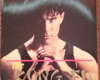 vintage book on kung fu TV show