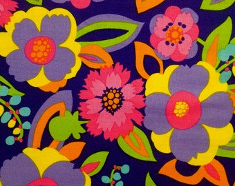 FLOWERS * Spring Floral * Jenny Eliza by Jennifer Paganelli * Floral * Colors of the Rainbow Flower Garden