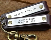 His and Hers Friendship Keychains - Valentines Gifts for Men