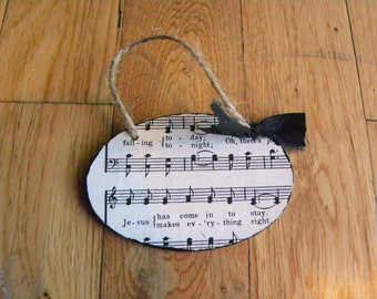 Song Ornament