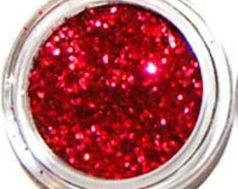 Crimson Cosmetic Glitter, Crimson Glitter, Makeup Glitter, Rose Face Glitter, Cosmetic Glitter, Soap Glitter, Candle Glitter, Rose Glitter