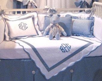 Custom Boys Baby Bedding Sets
