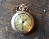 Old vintage ladies pocket  watch