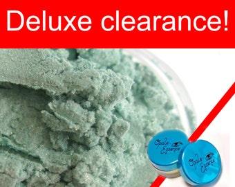 CLEARANCE - Mineral eyeshadow - BUTTERMINT - A70 - Handmade Makeup