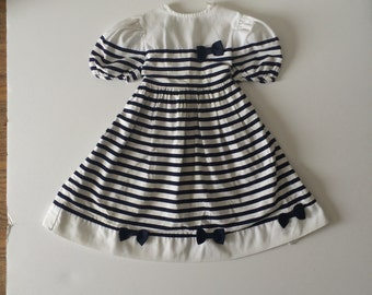 Vintage Nautical Dress (5)