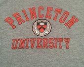 Vintage Princeton University Crest T-Shirt