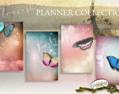 2016 DIVIDERS PLANNER *FLOURISH*   Dividers for Planner A5 Half Size Planner Pages Pretty and Inspirational