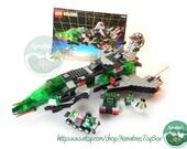 Vintage LEGO set Space Police Galactic Mediator 6984 JD