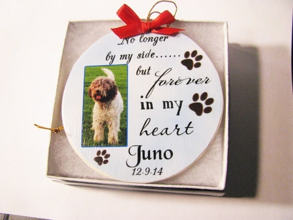 Pet Memorial Pet Ornament Christmas ornament Memorial