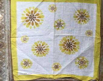 Vintage NOS Unused Kit Ann Handkerchief 1325
