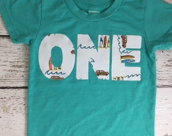 Surfs up party, Surfboard shirt, Surf party theme, surfing invitation, beach party, Birthday Tee, Organic Shirt, boy's birthday shirt