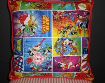 Justice League Pillow