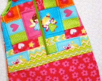 Doll Baby Bunting bag for 15 inch dolls
