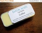 Clearance Sale Coffee Lip Balm, Large Tin