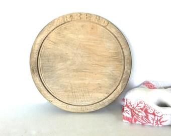 English bread board
