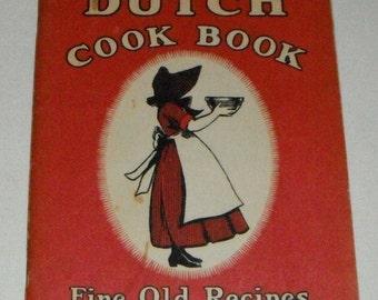 Vintage Pennsylvania Dutch Cook Book Culinary Arts Press 1959 Vintage Book