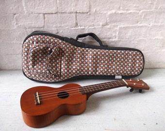 Soprano ukulele case - Woven Ukulele Case (Ready to ship)
