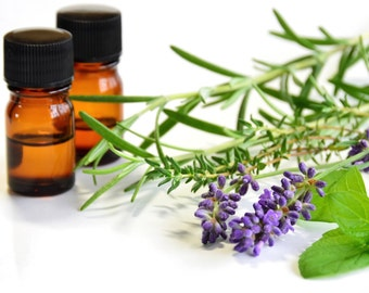 TheHennaLady's own essential oil blend