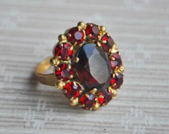 Vintage Metal ring.