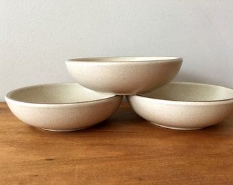PoppyTrail Tempo Cereal Bowls Metlox California Pottery
