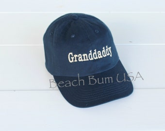 Baseball Caps Personalized Custom Embroidery Hat bio washed