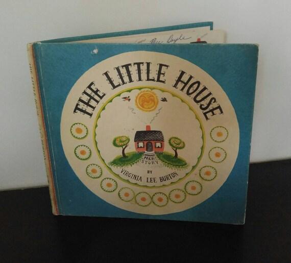 Viriginia Vintage Lee Burton libro  la por MoonkittensTimeline