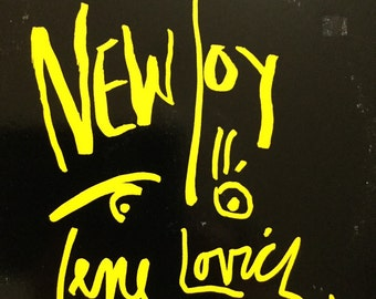Lene Lovich New Toy EP 1981