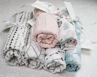 Swaddle blanket, wrap, swaddling blanket, double gauze, newborn blanket, cotton, newborn photography, baby blanket, baby girl, baby boy